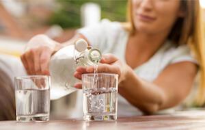 Употреблять жидкости при гастроэнтерите
